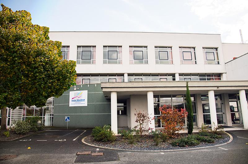 CHOLET – Lycée Jeanne-Delanoue