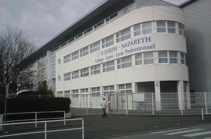 CHATEAUBRIANT – Lycée Saint Joseph