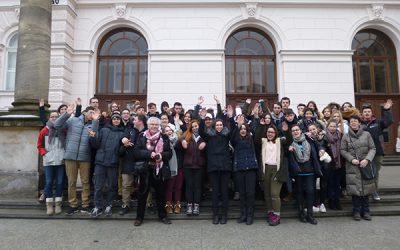 Séjour en Pologne ay lycée Jean Baptiste Eriau – ANCENIS (44)