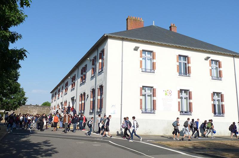 ANCENIS – Lycée Jean-Baptiste Eriau