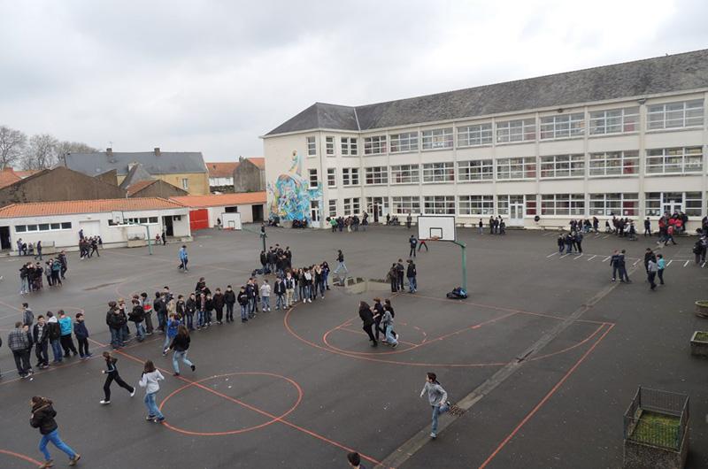 MACHECOUL – Lycée Saint-Martin