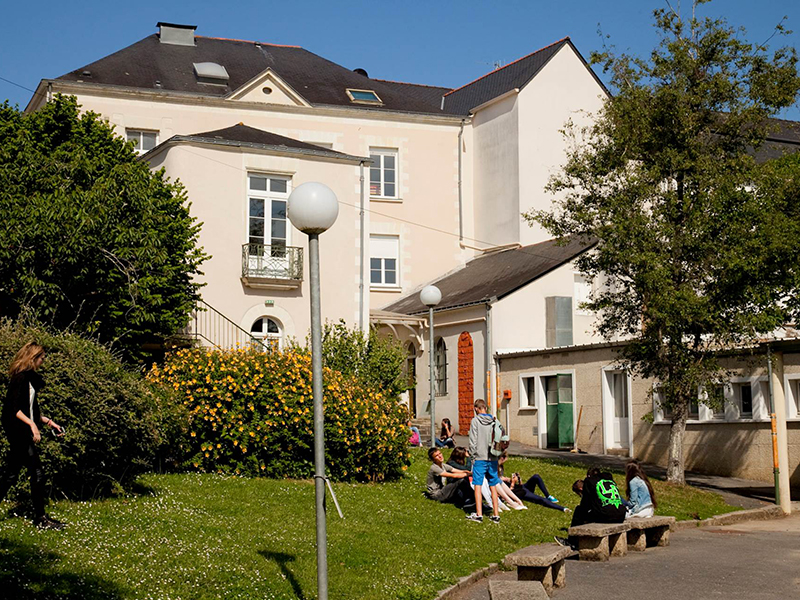 NORT SUR ERDRE – Lycée de l'Erdre