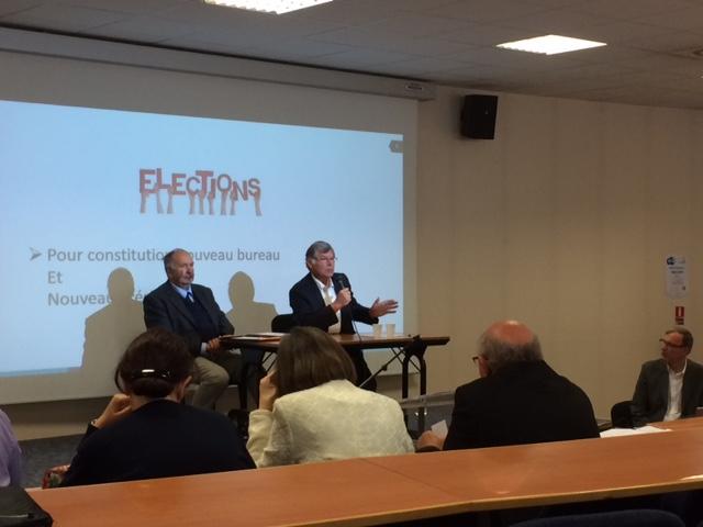 Nouveau président au CNEAP Pays de la Loire