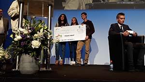 Concours TRACE : Des lauréats motivés et engagés – Les Ponts de Cé (49)