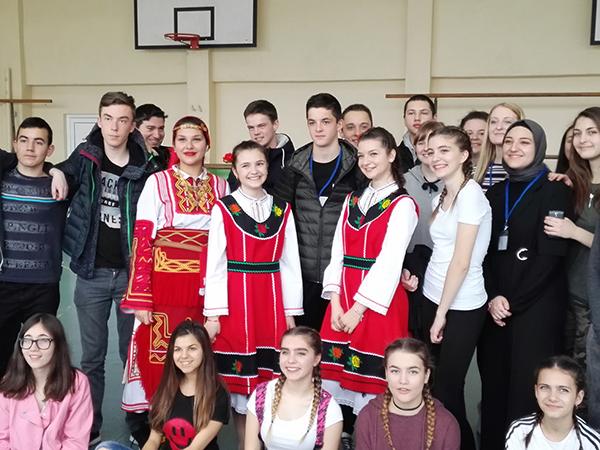 Erasmus : 4 lycéens en Bulgarie – DERVAL (44)