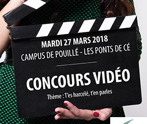 CONCOURS VIDEO – THEME : LE CYBER-HARCELEMENT