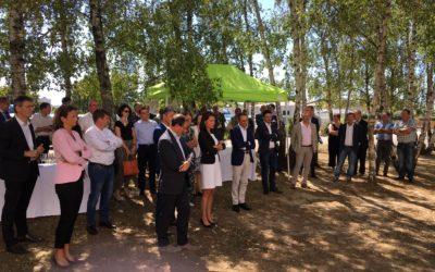 Christelle Morençais, Présidente du Conseil Régional fait sa rentrée aux Etablières à La Roche-sur-Yon